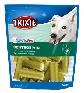 Trixie Dentros con aguacate (10 uds.) 140 gr