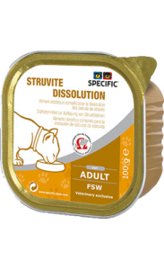 Specific Cat FSW Struvite Dissolution | Wet (Terrina) 7 X 100 g